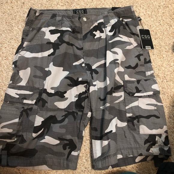 c0a83ad7a4 Champs Shorts | Sporting Goods Arctic Camo Cargo Pants | Poshmark